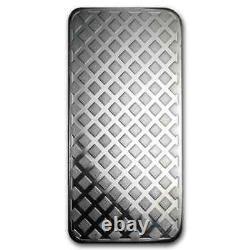 10 oz Silver Bar Walking Liberty Design SKU #77783