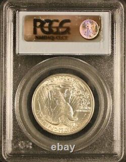 1916 50C Walking Liberty Half Dollar PCGS MS64 Brilliantl UNC Rare Key Date 7707