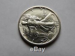 1916 Walking Liberty Half Dollar BU