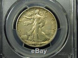 1918-S Walking Liberty Half Dollar PCGS AU50 (815)