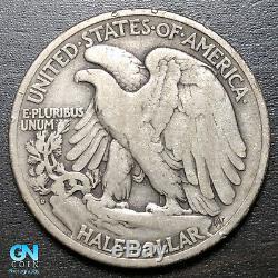 1919 D Walking Liberty Half Dollar - MAKE US AN OFFER! #P3547