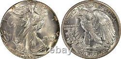 1919 Walking Liberty Half Dollar PCGS MS 64 Gold Shield Tough Date