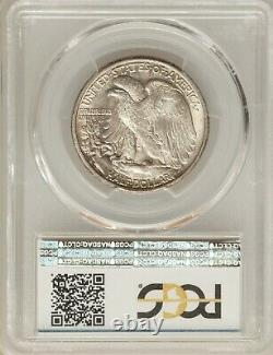1928 S Silver Liberty Walking Half Dollar 50c Pcgs Ms65 65 Gem Priced To Sell