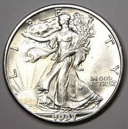 1933-S Walking Liberty Half Dollar 50C Coin Choice BU (UNC MS) Rare Date