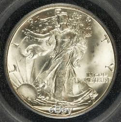 1936-D Walking Liberty Half Doubled Die Obverse FS-101 PCGS MS65 CAC