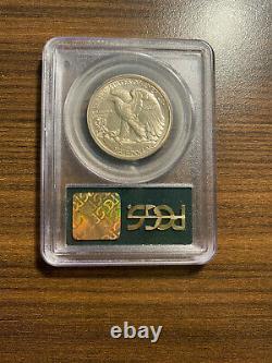 1936-P Walking Liberty Silver Half Dollar 50C PCGS PROOF PR 65 Walker OGH RARE