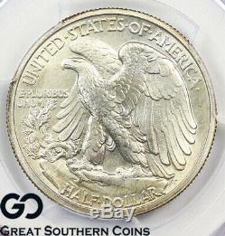 1936 Walking Liberty Half Dollar PROOF PCGS PR 67 Key Date PF, Tough This PQ