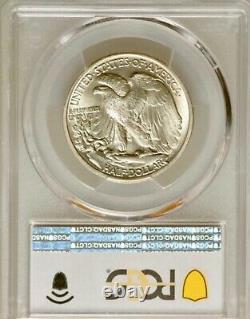 1937 Liberty Walking Half Dollar NGC PCGS MS65 Gold shield