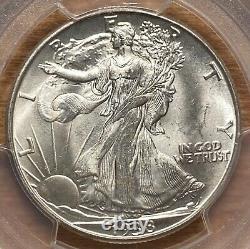 1938-D Walking Liberty Half Dollar PCGS MS64 CAC