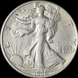 1938-D Walking Liberty Half Great Deals From The Executive Coin Company BBHW8739