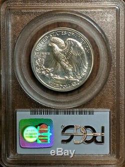 1938 PROOF Walking Liberty Silver Half Dollar PCGS PR67