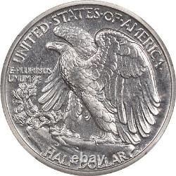 1939 Proof Walking Liberty Half Dollar Ngc Pf-65