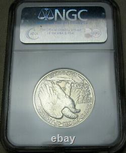 1939-S Walking Liberty Silver Half Dollar NGC MS65 CAC Verified Uncirculated