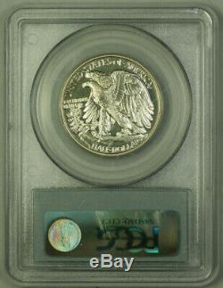 1940 Walking Liberty Half Dollar 50c Proof Silver Coin PCGS PR-66 JAB