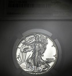 1941 PF65 No AW Walking Liberty Half Dollar 50c Proof, NGC Graded PR65