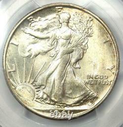 1941-S Walking Liberty Half Dollar 50C PCGS MS66+ Plus Grade $2,500 Value