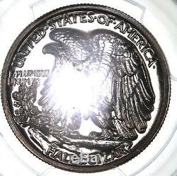 1941 Walking Liberty 50C PCGS Certified PR65 Proof Struck Silver Half Dollar