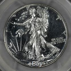 1941 Walking Liberty Half Dollar 50c Silver Pcgs Pr 64 Proof Uncirculated (992)
