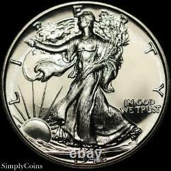 1942 Proof Set US Mint Coins Walking Liberty Mercury Uncirculated SKU-131