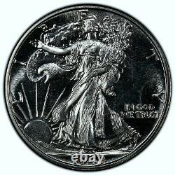 1942-p Walking Liberty Half Dollar Pcgs Pr-65 50c Silver Proof 549 Trusted