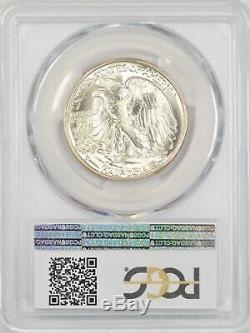 1943-D Walking Liberty Half Dollar PCGS MS66+ PLUS Great Luster #BGI