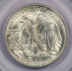 1944-S 1944 Walking Liberty Half Dollar 50c PCGS MS66