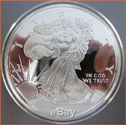 8 oz. 999 Silver WALKING LIBERTY 1994 IN CAPSULE WASHINGTON MINT ART 3177 (1)