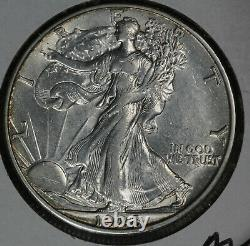 Nice Almost Uncirculated 1928-S Walking Liberty Half Dollar Light Hairlines