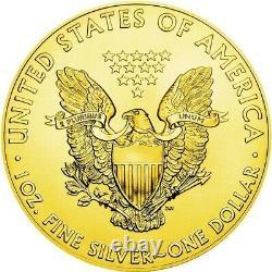 USA DONALD TRUMP American Silver Eagle 2018 Walking Liberty $1 Dollar Coin 1 oz