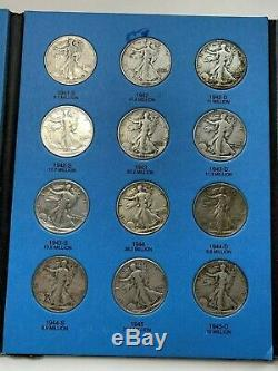 Walking Liberty Half Dollar Set 29 coins (1937 1947)